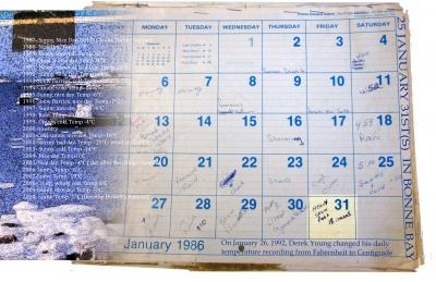 25 January 31st(s) in Bonne Bay