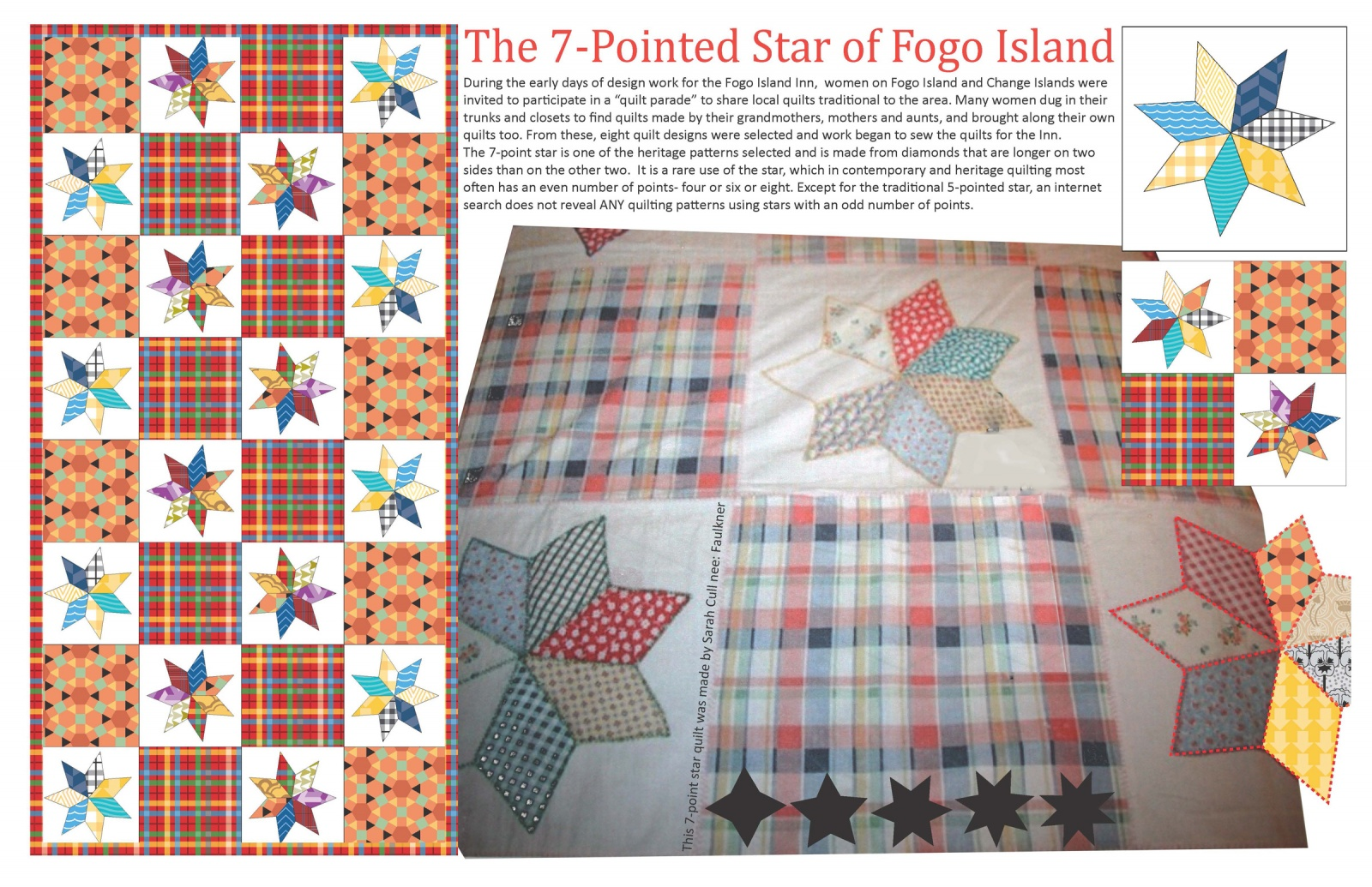 The 7-Pointed Star of Fogo Island