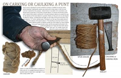 On Carking or Caulking a Punt