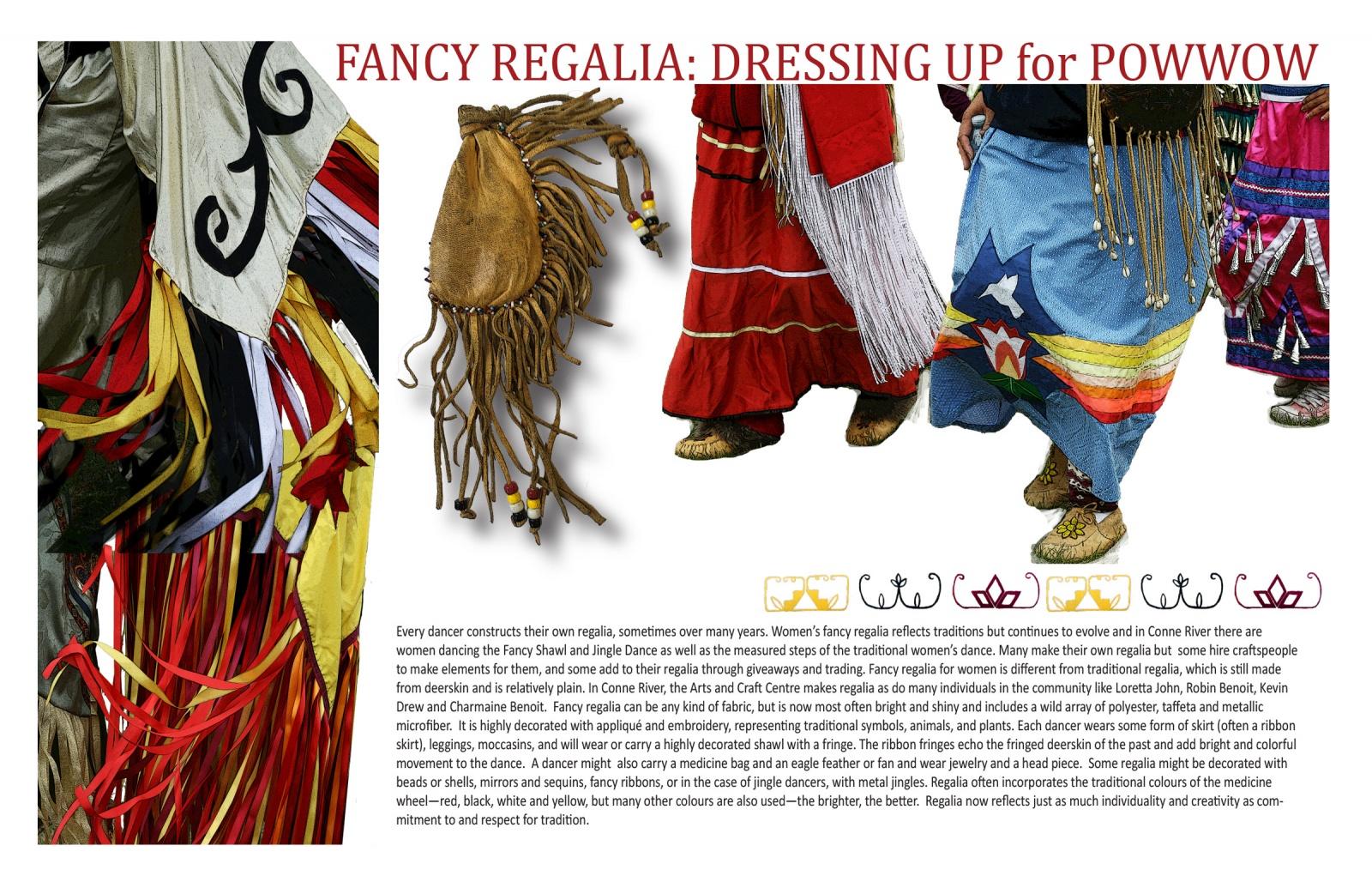 Fancy Regalia: Dressing Up for Powwow