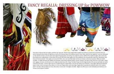Fancy Regalia: Dressing Up for Powwow