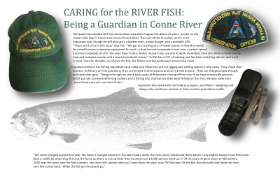 Caring for the River Fish: Being a Guardian in Conne River