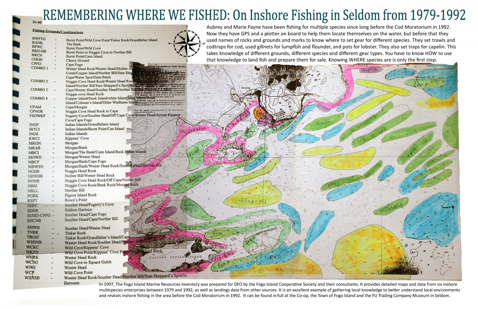 Remembering Where We Fished: On Inshore Fishing in Seldom from 1979–1992