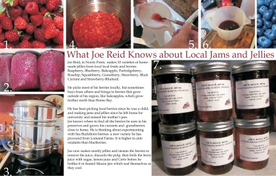 What Joe Reid Knows about Local Jams and Jellies
