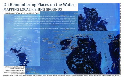 On Remembering Places on the Water: Mapping Local Fishing Grounds