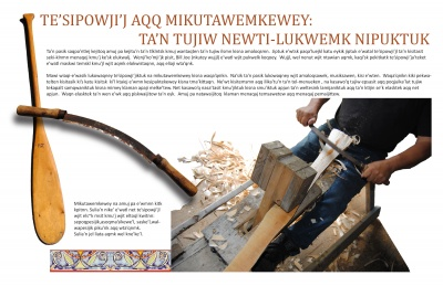 Te'sipowji'j Aqq Mikutawemkewey: Ta'n Tujiw Newti-lukwemk Nipuktuk