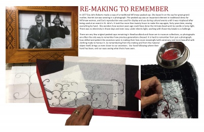 Re-making to Remember