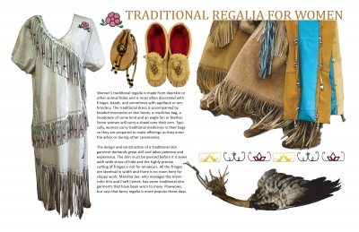 Traditional Regalia for Women