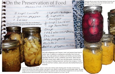 On the Preservation of Food