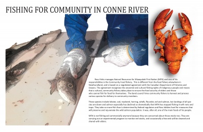 Fishing for Community in Conne River