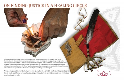 On Finding Justice in a Healing Circle