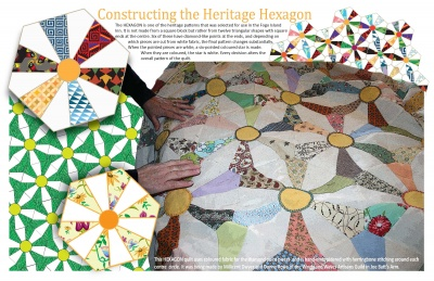 Constructing the Heritage Hexagon