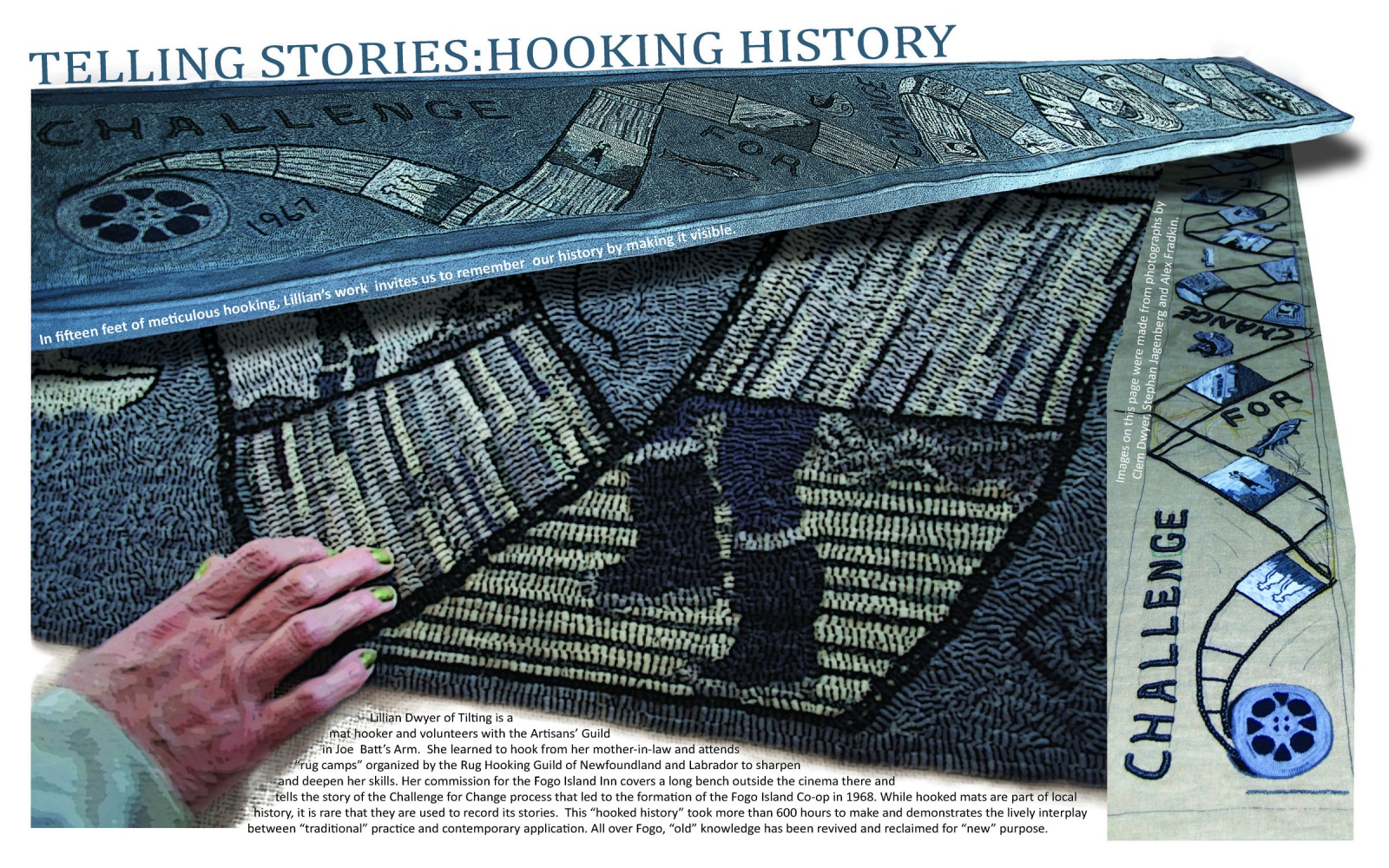 Telling Stories: Hooking History