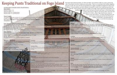 Keeping Punts Traditional on Fogo Island