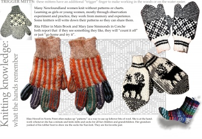 Knitting Knowledge: what the hands remember