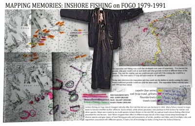 Mapping Memories: Inshore Fishing on Fogo 1979–1991