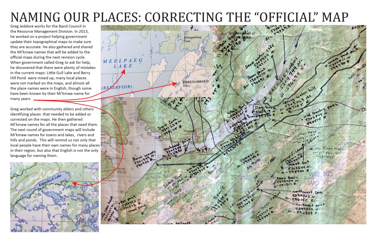 "Naming Our Places: Correcting the ""Official"" Map"