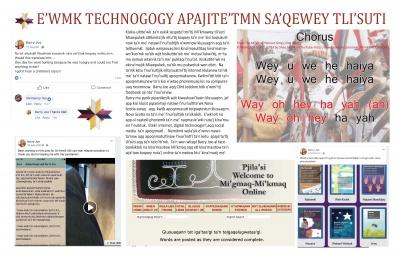 E'wmk Technogogy Apajite'tmn Sa'qewey Tli'suti