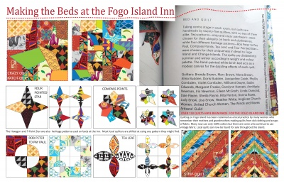 Making the Beds at the Fogo Island Inn
