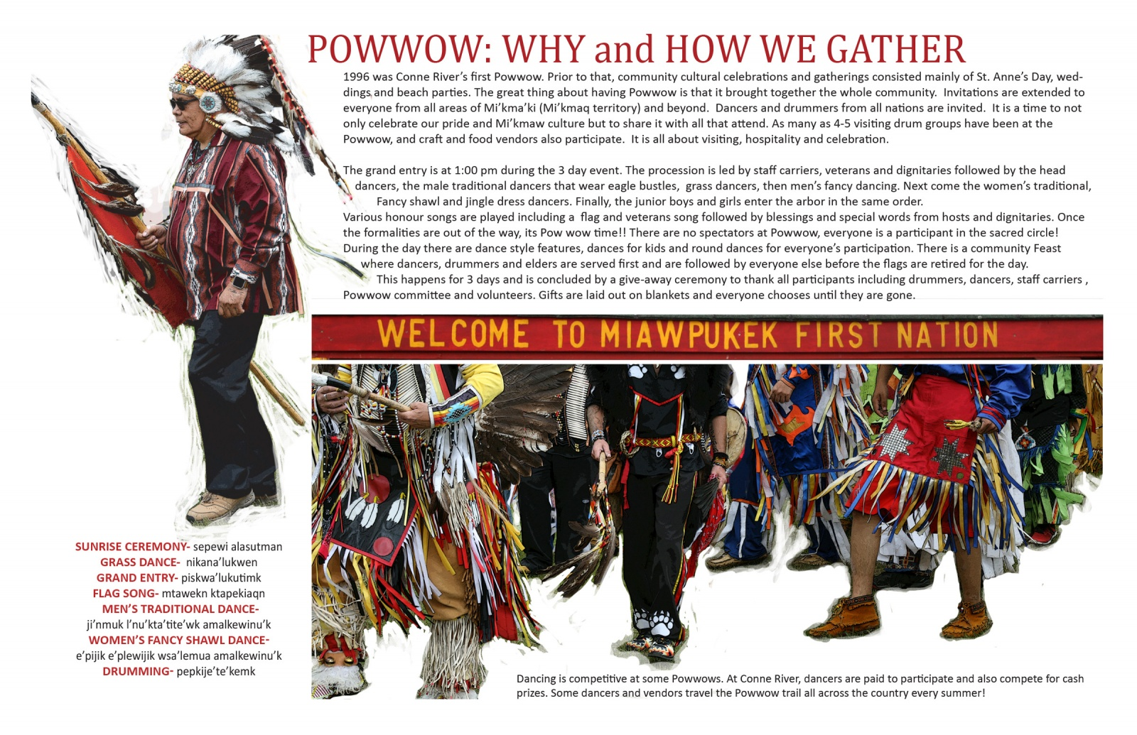 Powwow: Why and How We Gather
