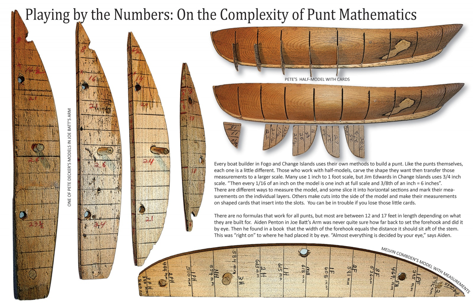 Playing by the Numbers: On the Complexity of Punt Mathematics