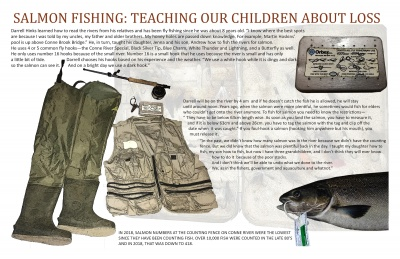 Salmon Fishing: Teaching Our Children About Loss
