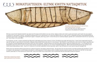 Mimatua'teken: Eltmk Kwitn Na'taqmtuk