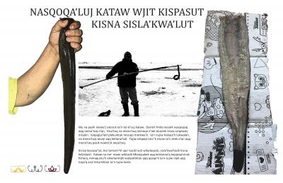 Nasqoqa'luj Kataw Wjit Kispasut Kisna Sisla'kwa'lut