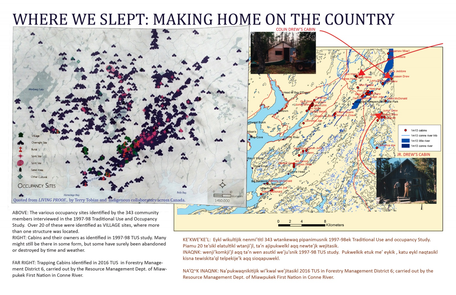 Where We Slept: Making Home on the Country