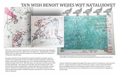 Ta'n Wish Benoit Wejies Wjit Na'talukwet